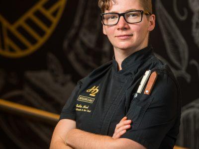 Chef Caitlin Mark