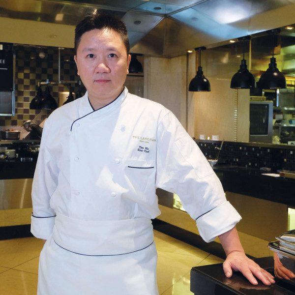 Chef Tim Ho
