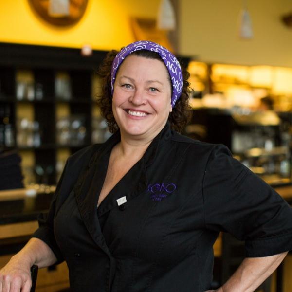 Chef Lisa Ahier