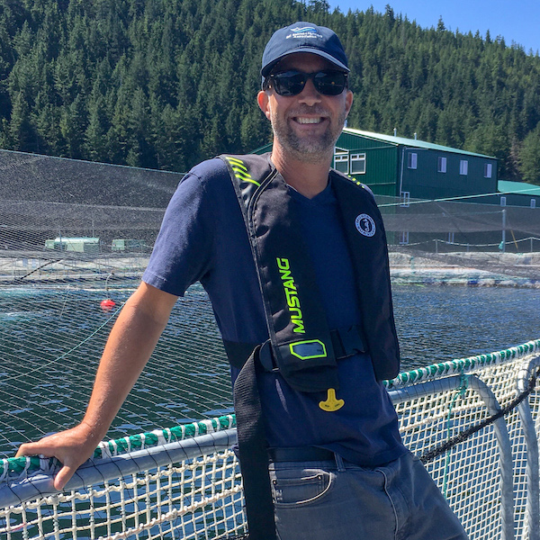 Executive Director BC Salmon Farmers Association